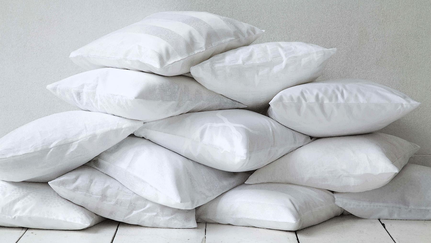 Many Pillows For Sound Sleep Dallas Feldenkrais